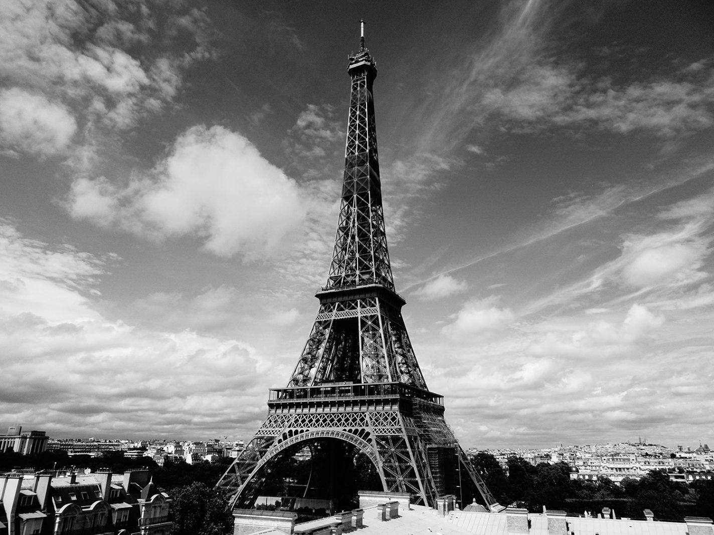 De Eiffeltoren in Parijs - reisbestemmingen 2021