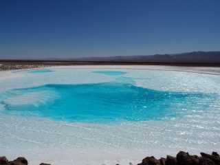 Reisblog Chili: Maanvallei, San Pedro, Laguna Esmeralda en Arica