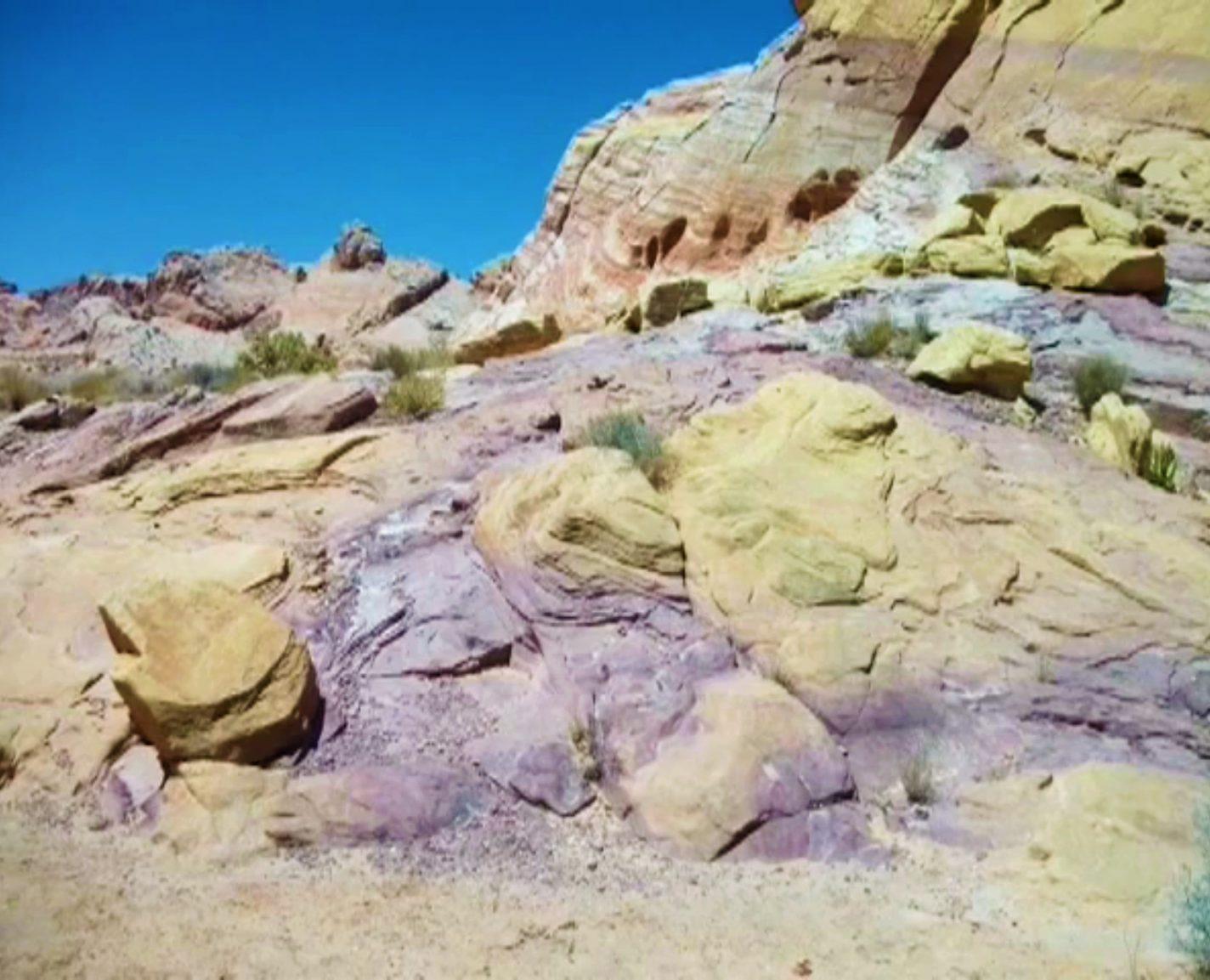 Valley of Fire - Mooie natuurparken bij Las Vegas
