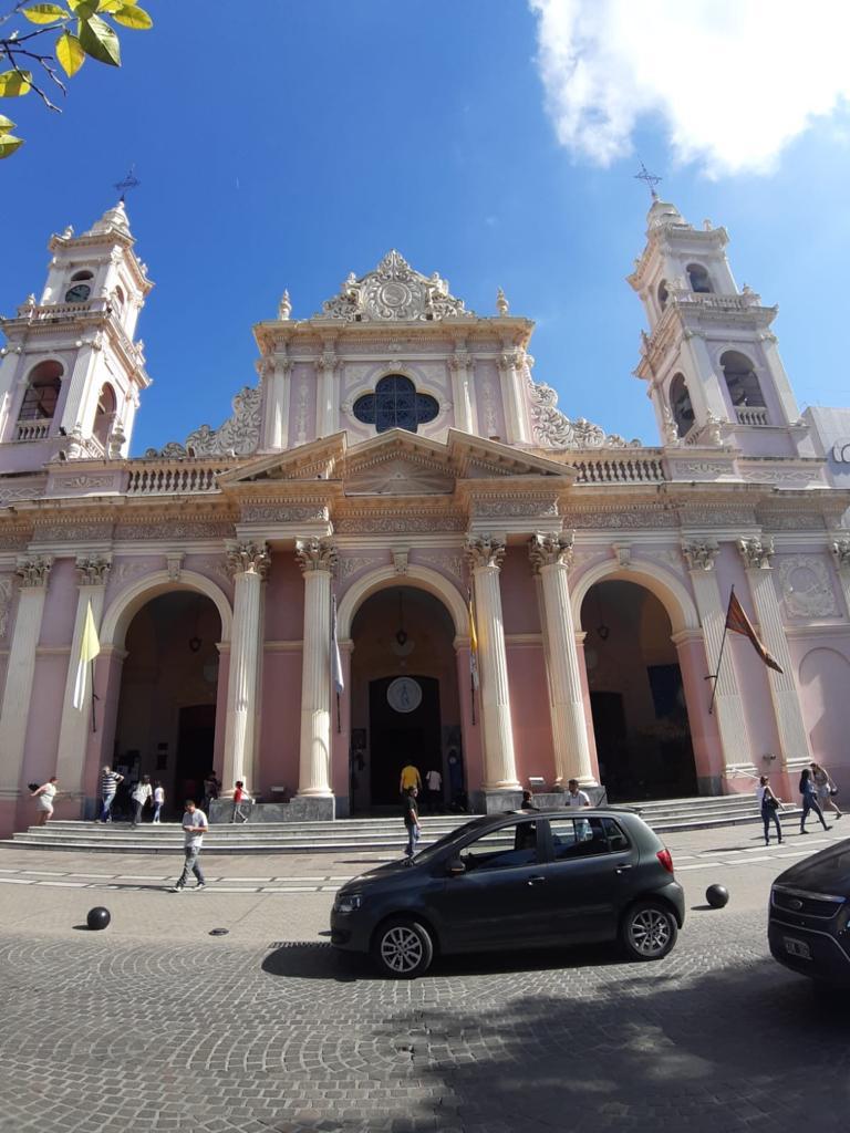Cathedral of Salta - Argentinië