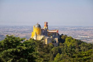 De omgeving van Lissabon verkennen; Estoril, Cascais, Sintra en meer