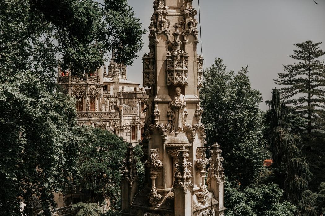 UNESCO werelderfgoed Quinta da Regaleira - Omgeving van Lissabon
