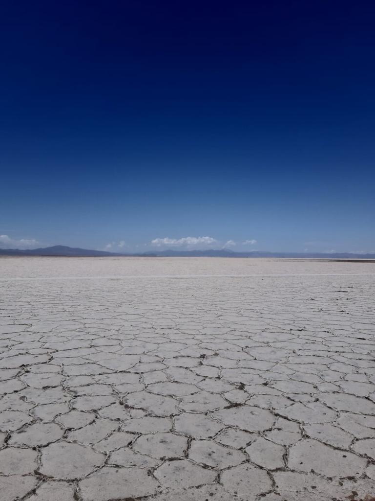 Salinas Grandes - Zoutvlaktes