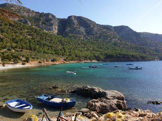 Kajakken in Samos: ontdek de mooiste plekken met Sea Kayak Samos