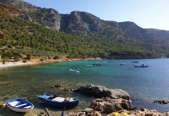 Sea Kayak Samos - ontdek de mooiste plekken tijdens het kayakken