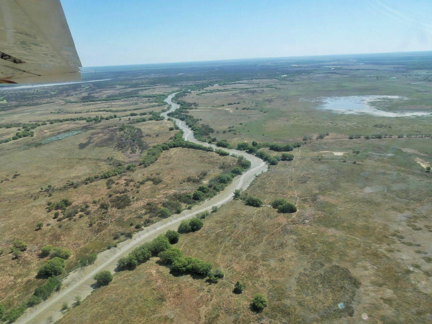 Om de zoveel kilometer een ander prachtig landschap - Kakadu National Park