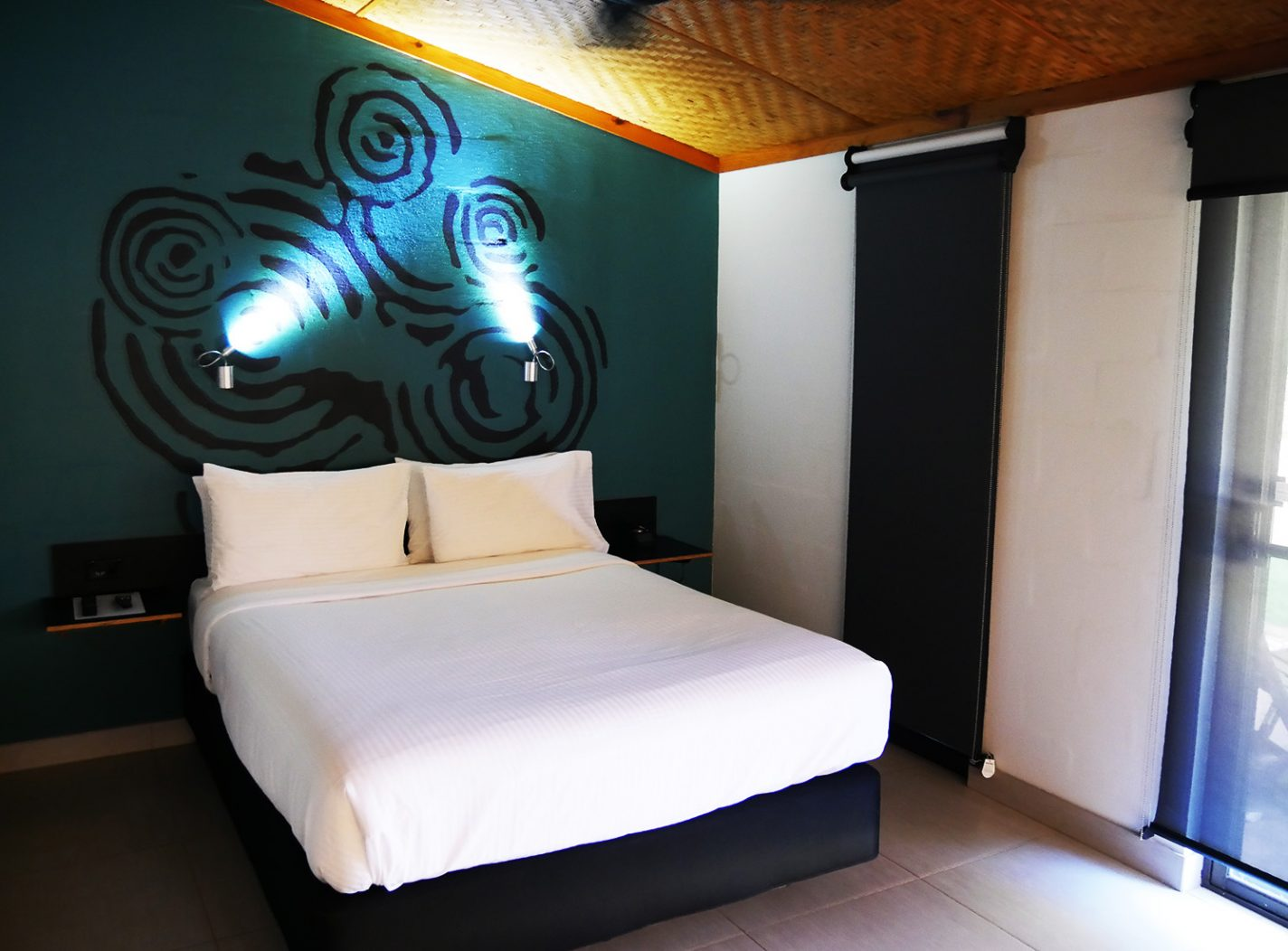Onze kamer lodge in Cooinda
