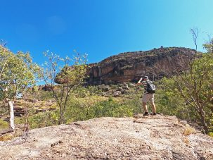 Nourlangie Rock Walk in Kakadu National Park