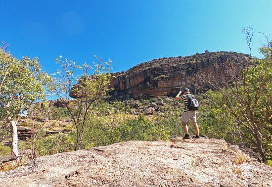Nourlangie Rock Walk in Kakadu National Park