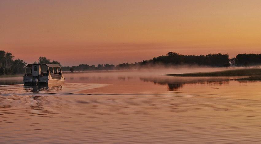 Yellow Water Cruise – Northern Territory