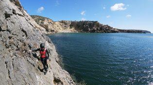 Coasteering - De Algarve - Portugal