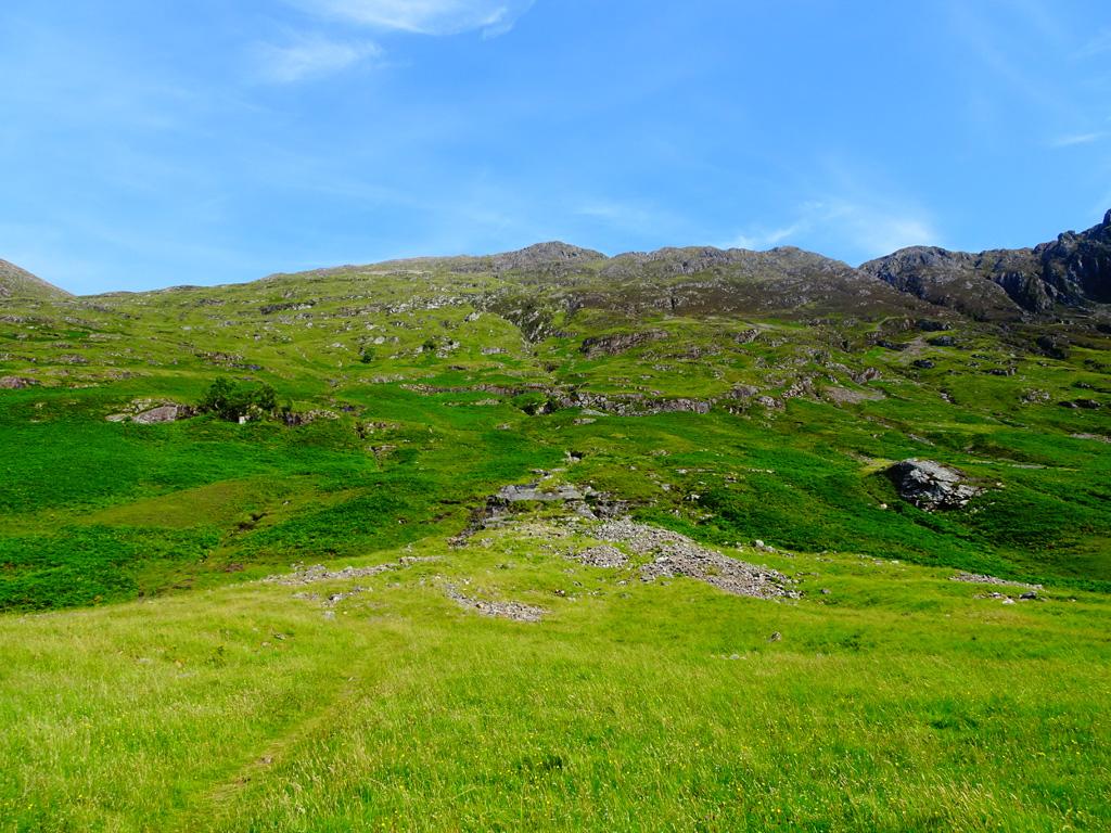 De groene highlands