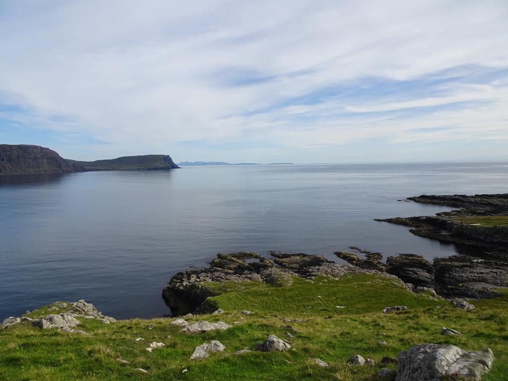 De prachtige natuur op Isle of Skye