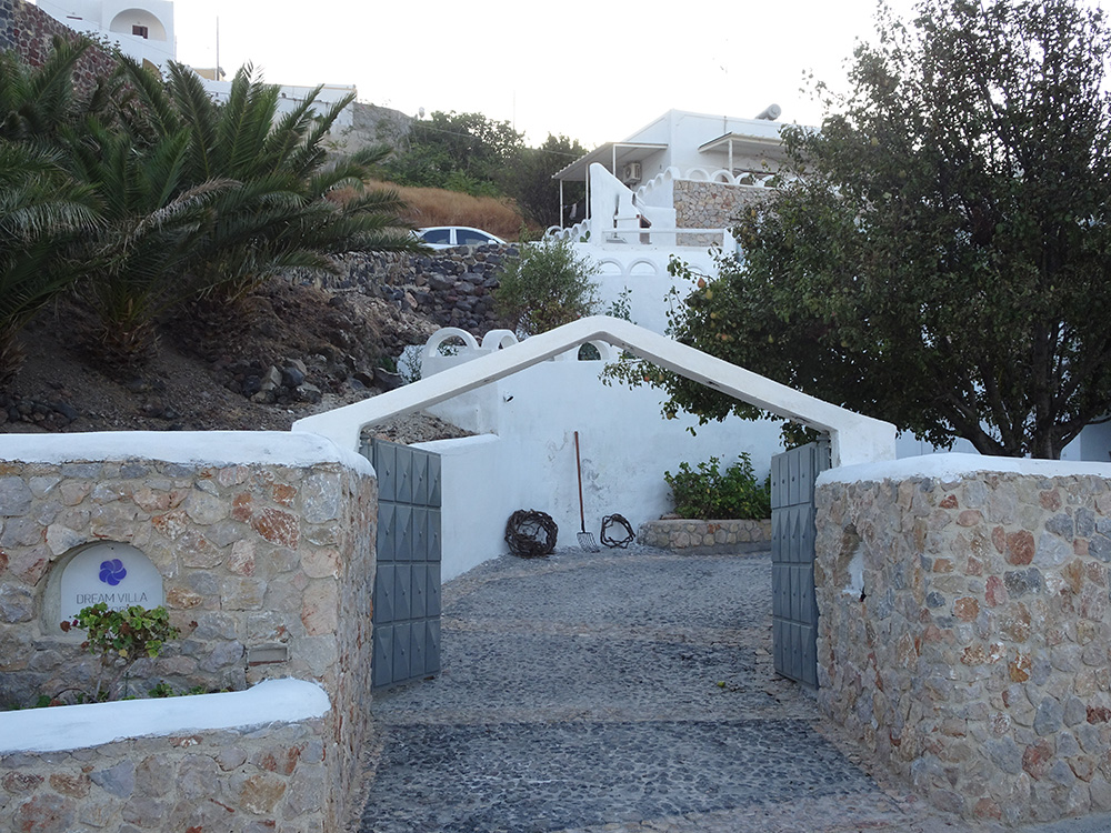 Dream Villa Santorini