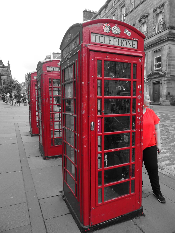 Gastblogger Valerie in Edinburgh