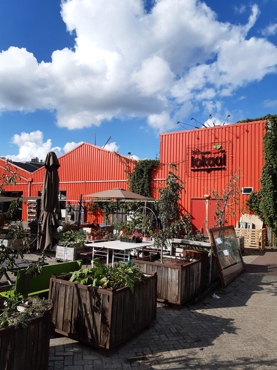 Het Lokaal in Amersfoort; restaurant en winkel