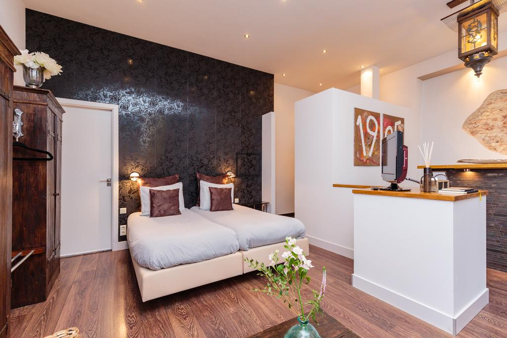 De comfort suite van B&B In Negentienvijf (bron: Booking) - Amersfoort
