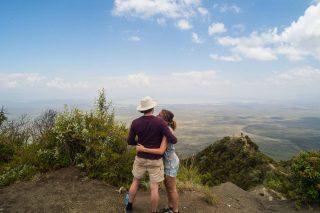 Kenia de perfecte huwelijksreis-bestemming