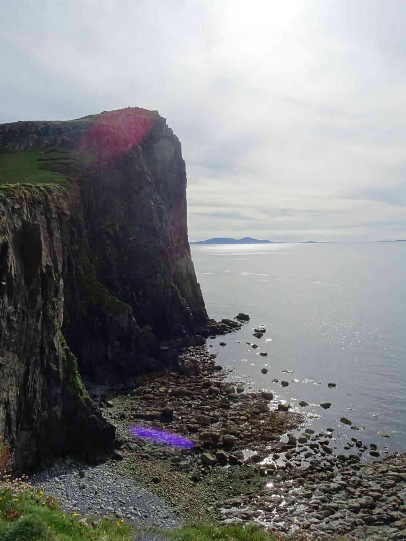 Kliffen aan Neist Point - Schotland