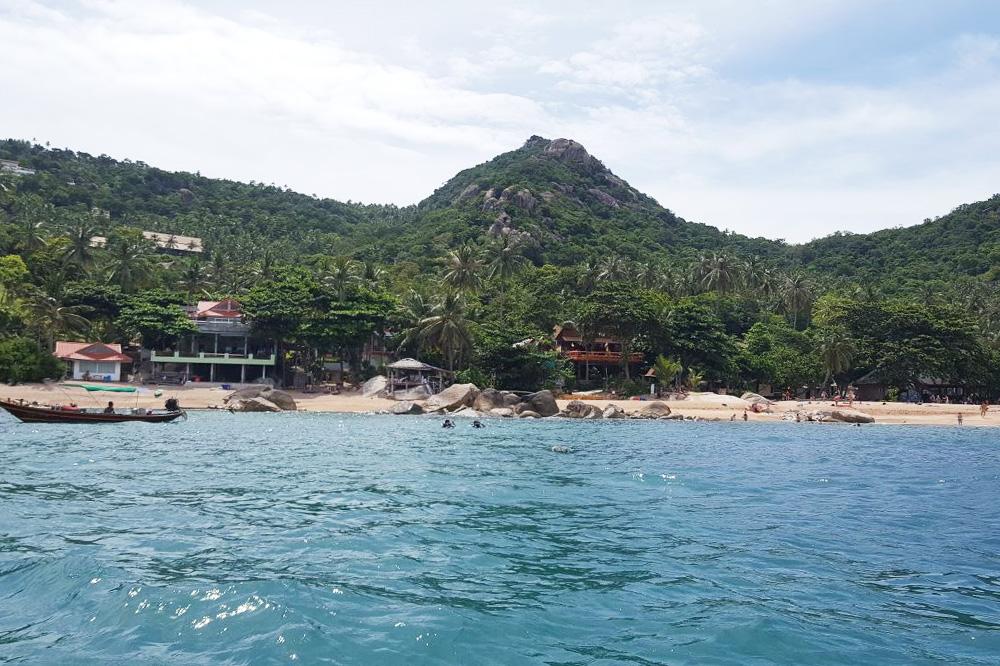 Koh Tao - het indrukwekkendste snorkelparadijs van Thailand - Eilandhoppen