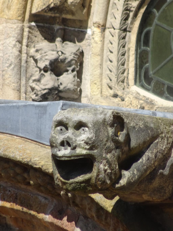 Mysterieuze details van Rosslyn Chapel