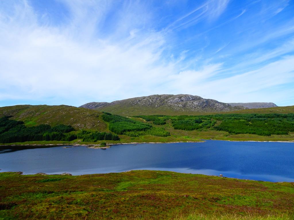 Onderweg naar Isle of Skye