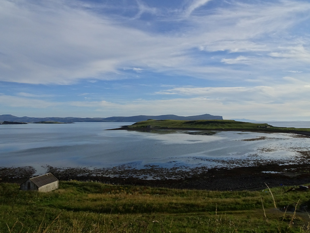 Postkaartjes uit Isle of Skye - Schotland