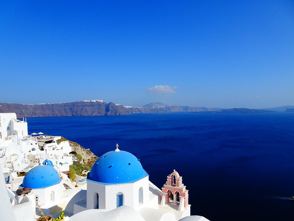 Santorini: ervaringen, reistips en bezienswaardigheden