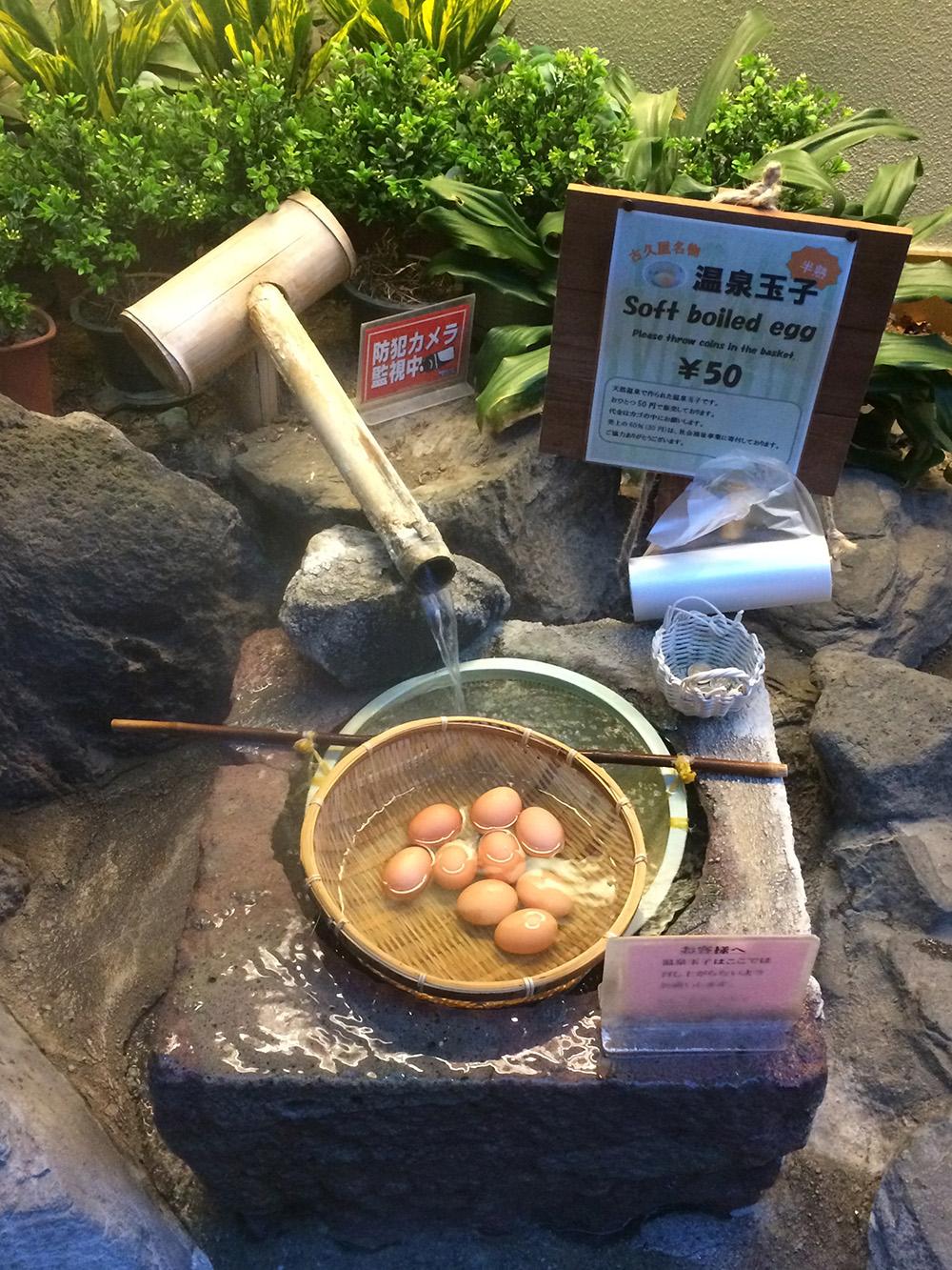In de warmste kan je zelfs eieren koken