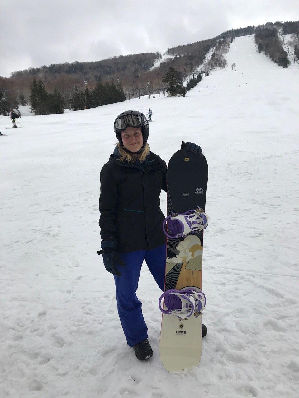 Wat te doen in Japan - Snowboarden in Shiga Kogen