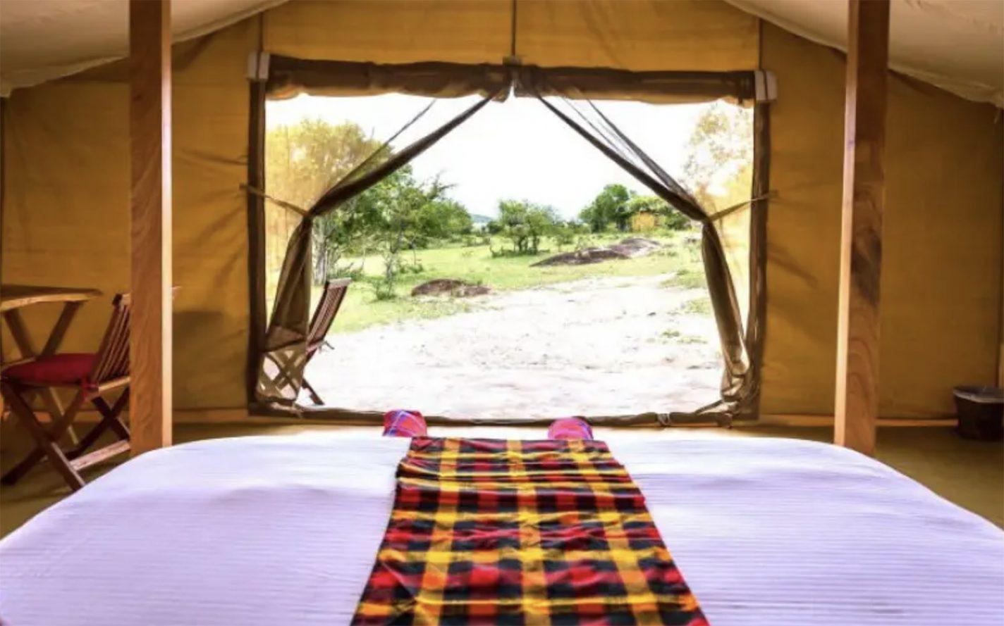 Slapen in luxe safaritenten - Kenia de huwelijksreis-bestemming