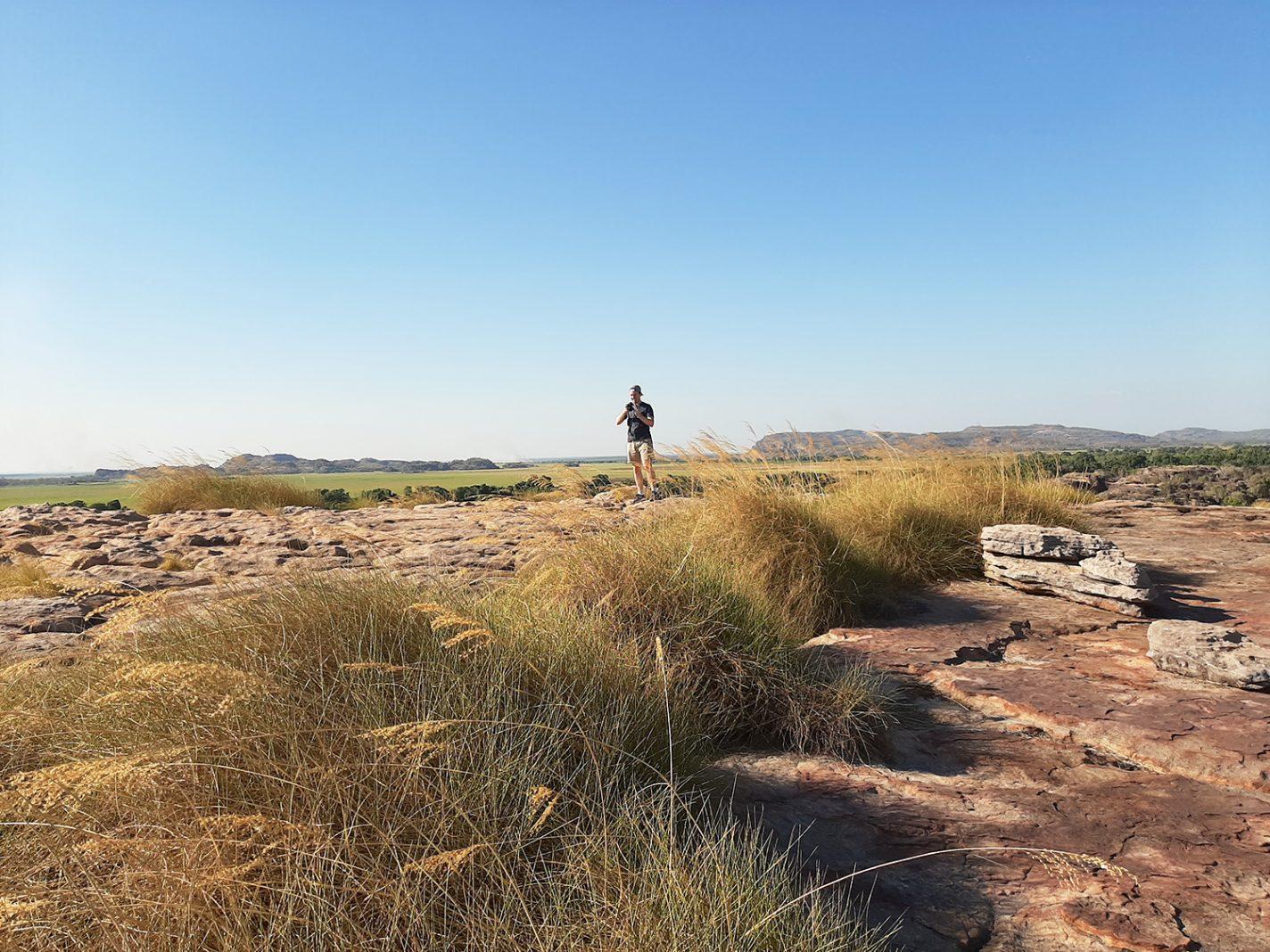 In Kakadu National Park - Wonen in Australië