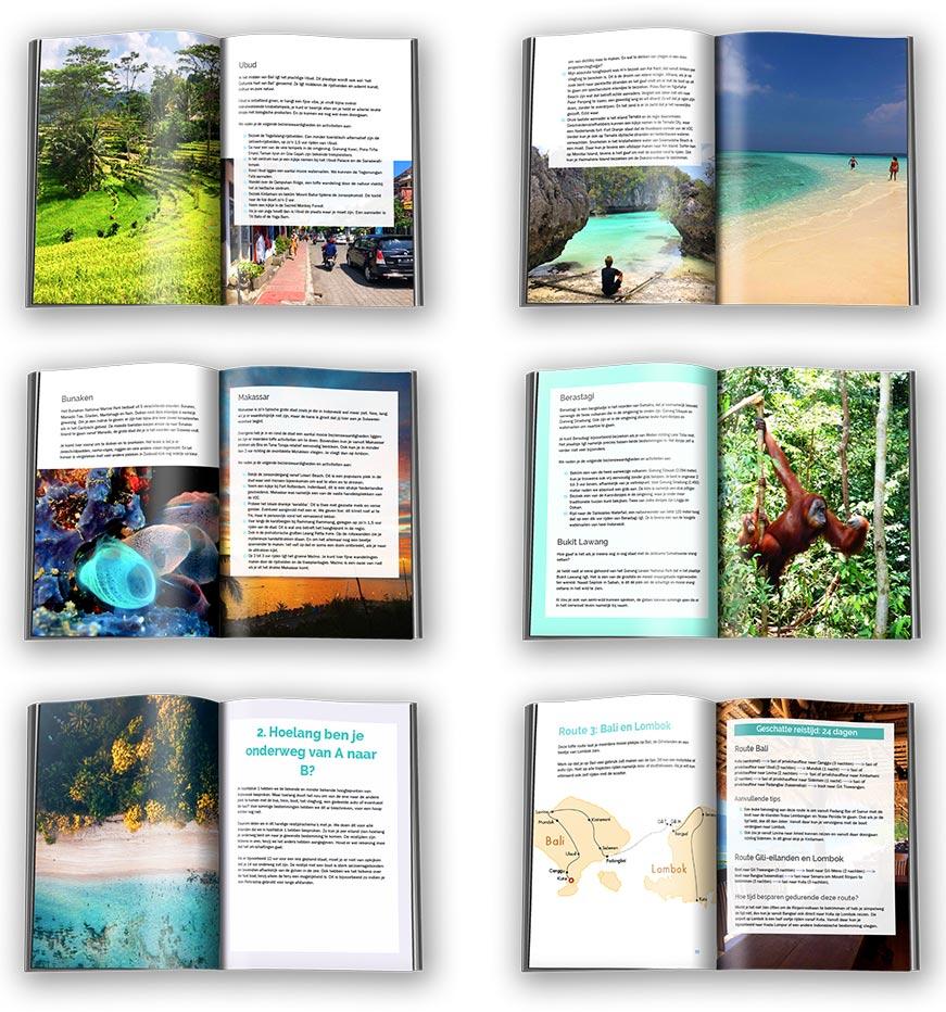 Backpackgids Indonesië - Haal het maximale uit je backpack reis door Indonesië