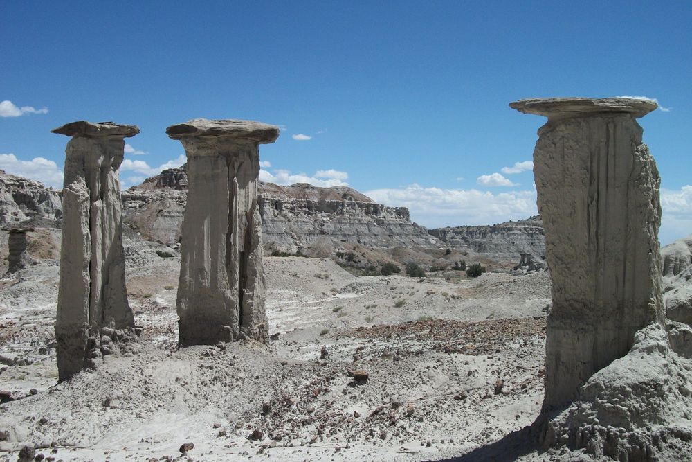 Lybrook in New Mexico - Amerika