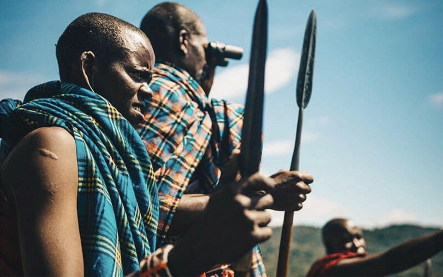 De Maasai - Huwelijksreis in Kenia