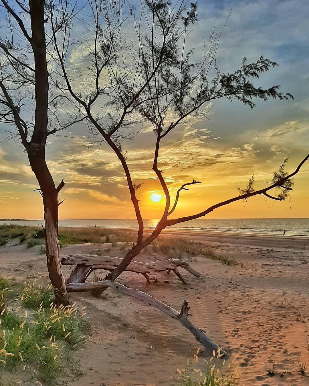 Tegen de zon in fotograferen hier levert het een mooi plaatje op - Beste reisfoto