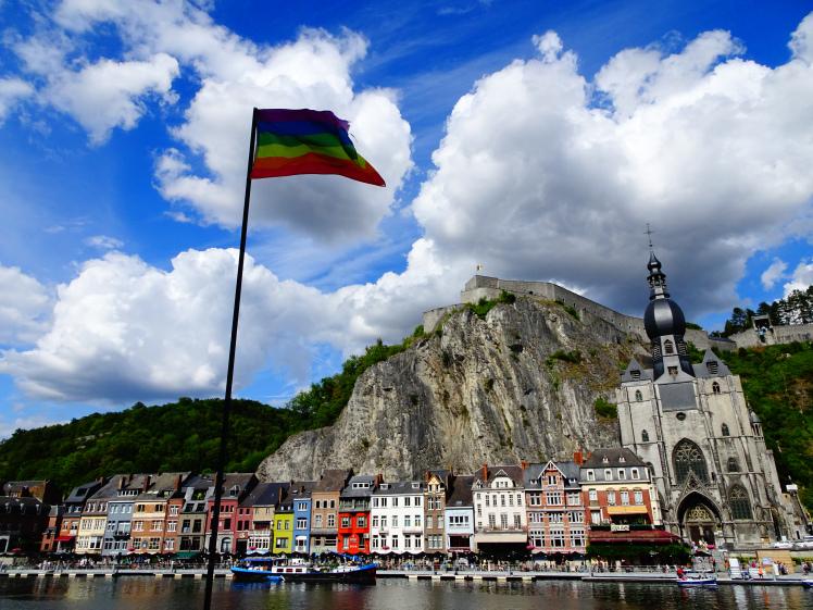 De leukste bezienswaardigheden in Nederland & België
