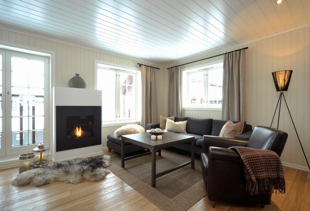 De super knusse appartementen van Havsdalsgrenda Geilo Apartments