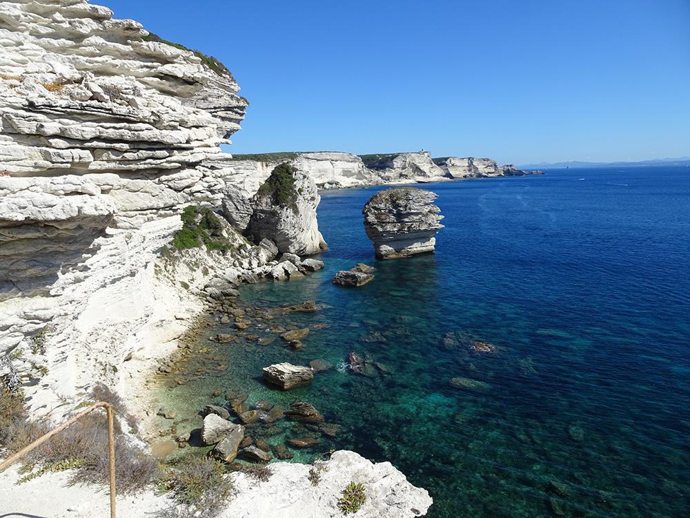 Op het uiterste punt van Corsica