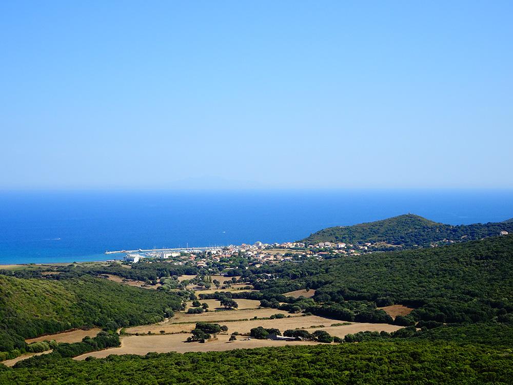 Postkaartjes uit Cap Corse