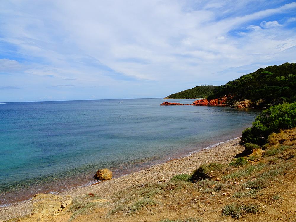 Prachtige natuur in de Golf van Ajaccio - Corsica