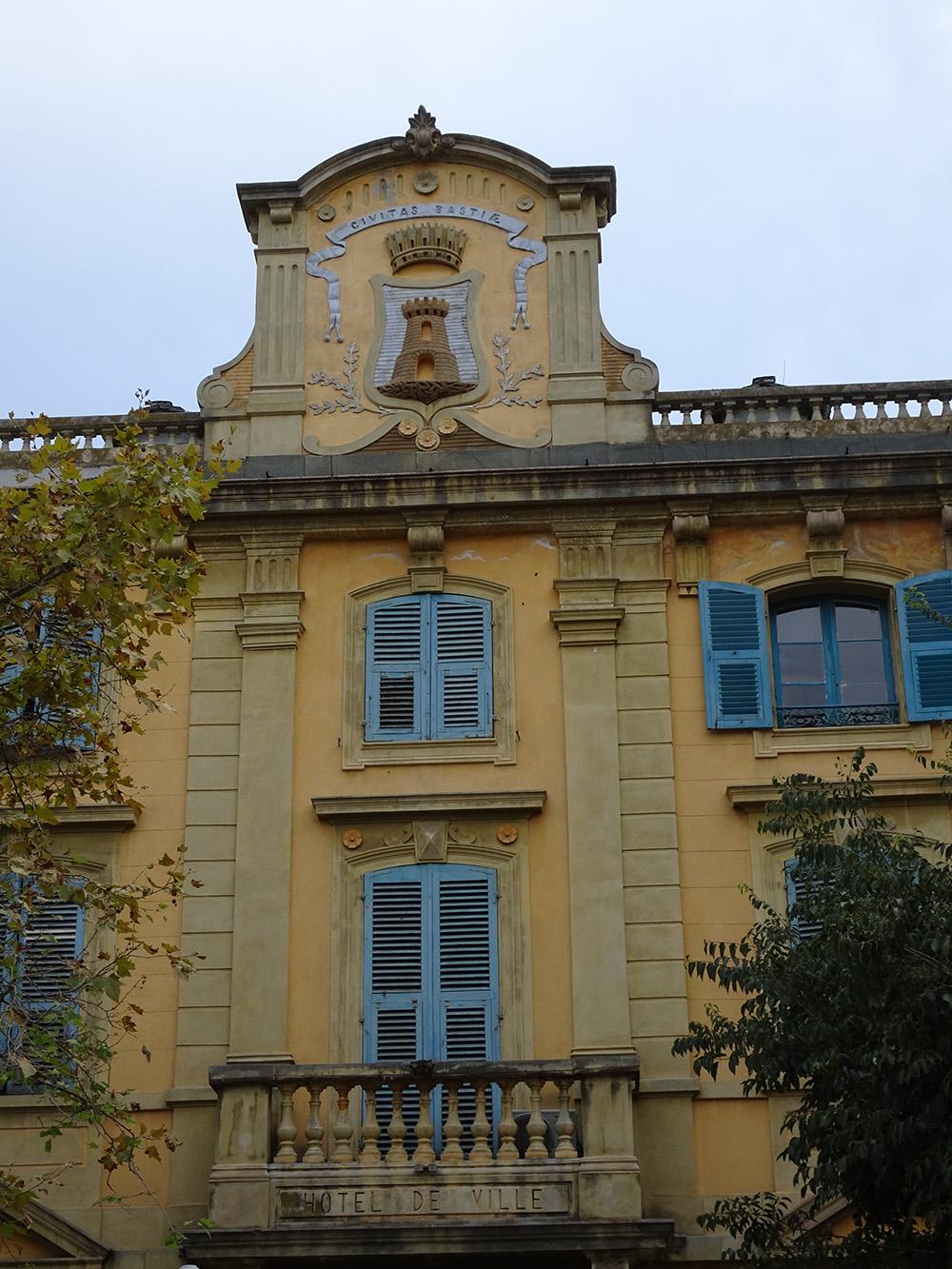 Stadhuis van Bastia