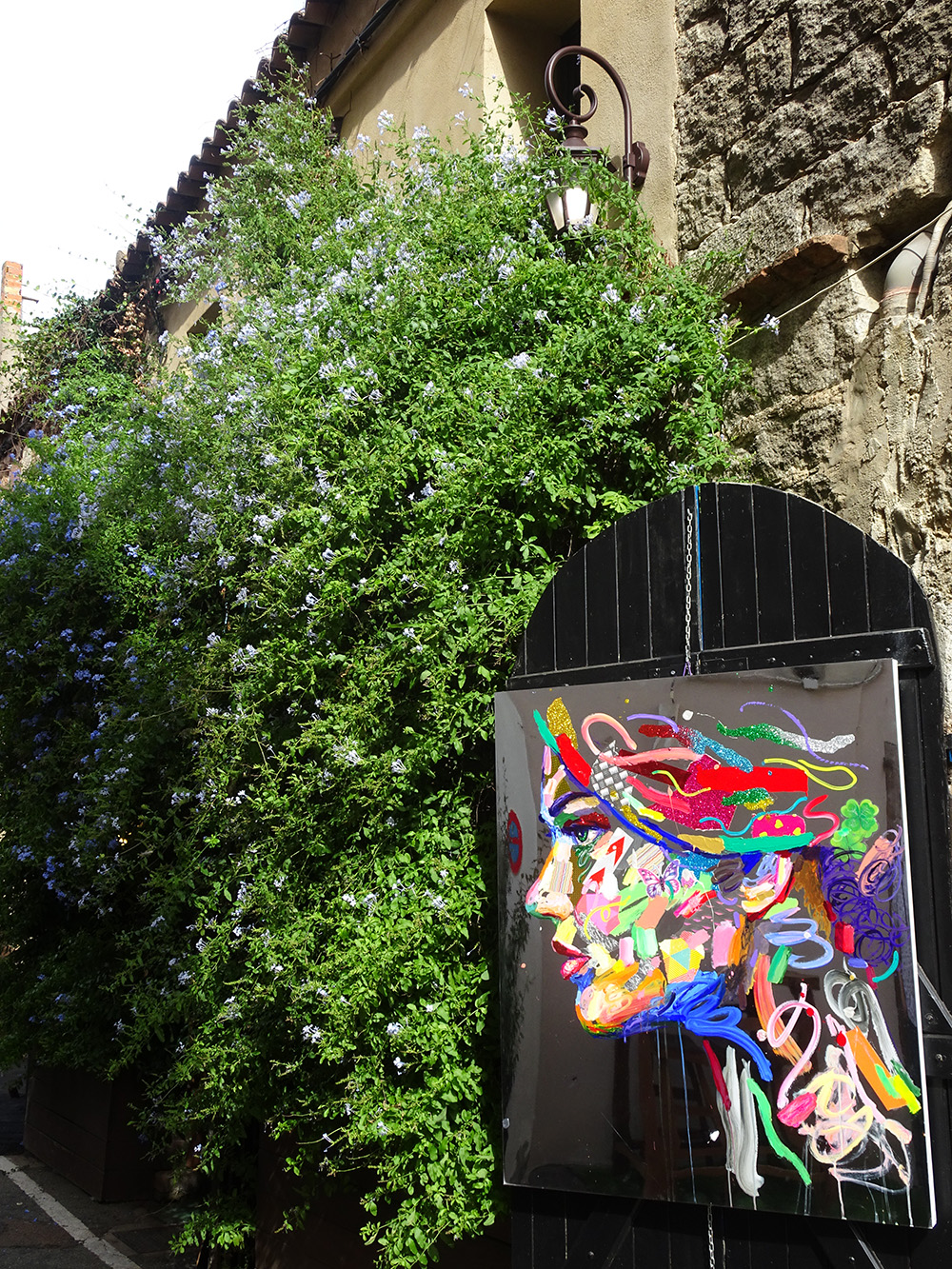 Steegjes in Porto-Vecchio