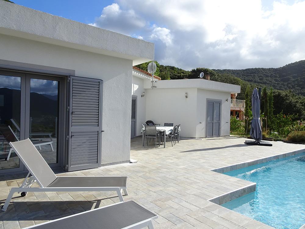 Villa op domein A Presa