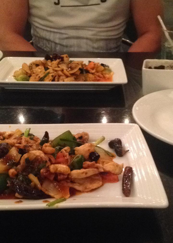 Aziatisch eten in Bangkok