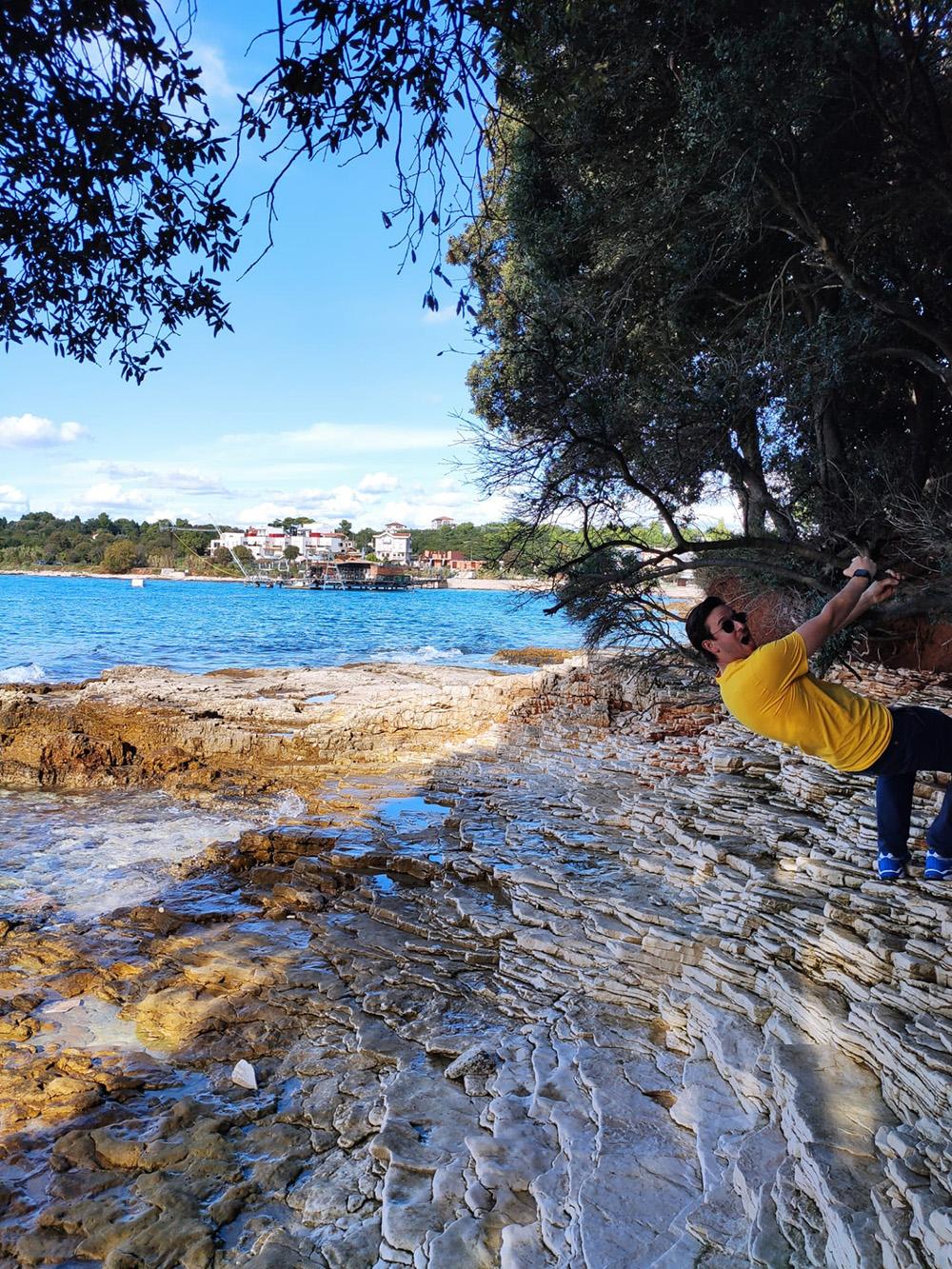 """Istrië was de eeuwige groene zone. Tot op heden zelfs is het de enige """"veilige"""" plek in Europa om als reiziger nog naartoe te trekken."""
