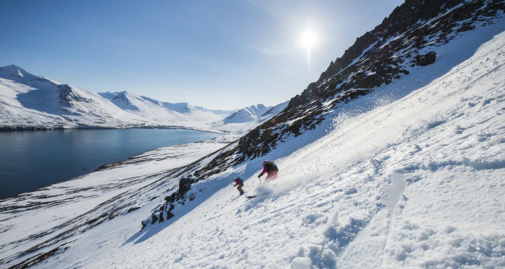 Skiën in IJsland - een geweldige ervaring