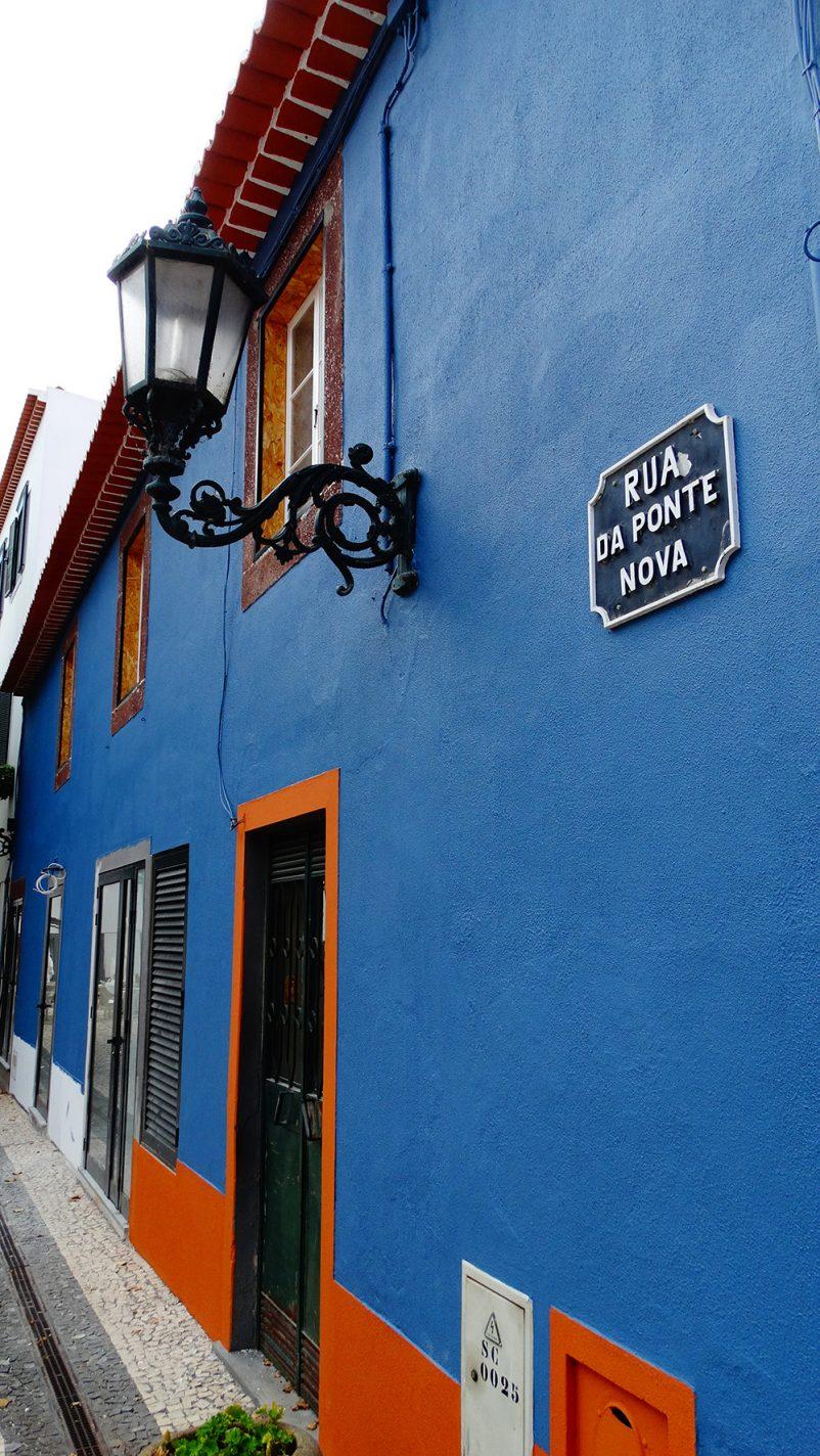 Het kleurrijke Madeira