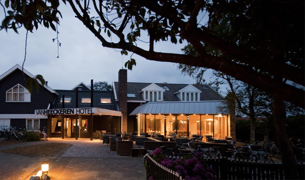 Het knusse Hotel van Heeckeren in Nes