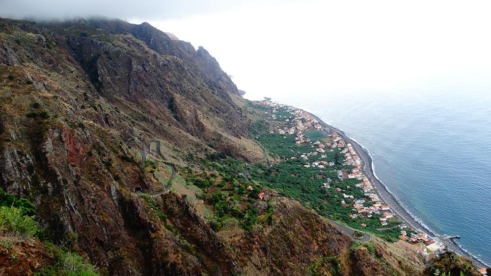 Overal miradouros op Madeira